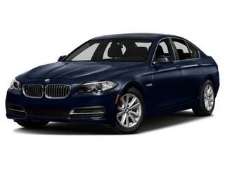 2016 BMW 535i xDrive Sedan Tanzanite Blue Metallic