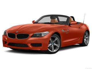 2016 BMW Z4 Roadster Valencia Orange Metallic