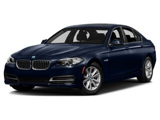 2016 BMW 550i Sedan Tanzanite Blue Metallic