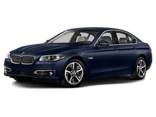 2016 BMW ActiveHybrid 5 Sedan Tanzanite Blue Metallic