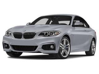 2016 BMW M235i Coupe Mineral White Metallic