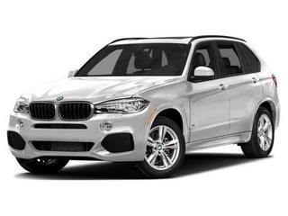 2016 BMW X5 SAV Mineral White Metallic