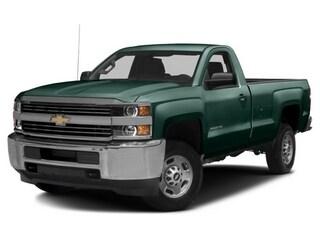 2016 Chevrolet Silverado 2500HD Truck Woodland Green