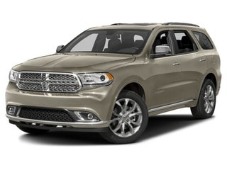2016 Dodge Durango SUV Light Brownstone Pearlcoat