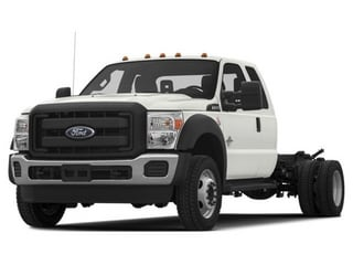 2016 Ford F-450 Chassis Truck White Platinum Metallic Tri-Coat