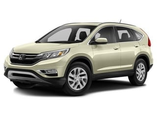 2016 Honda CR-V SUV White Diamond Pearl