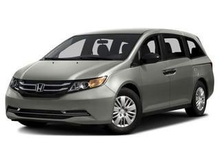 2016 Honda Odyssey Van Lunar Silver Metallic