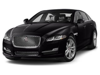 2016 Jaguar XJL Sedan Ultimate Black Metallic