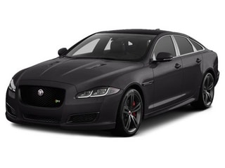 2016 Jaguar XJR Sedan Ultimate Black Metallic