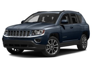 2016 Jeep Compass SUV True Blue Pearlcoat