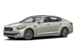 2016 Kia K900 Sedan Snow White Pearl