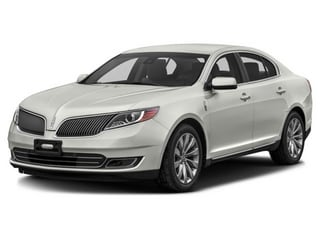 2016 Lincoln MKS Sedan White Platinum Metallic Tri-Coat