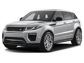 2016 Land Rover Range Rover Evoque SUV Yulong White Metallic