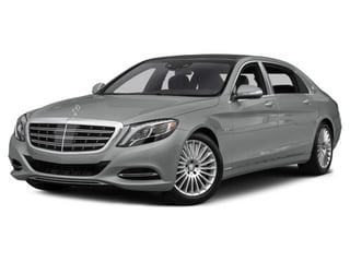 2016 Mercedes-Benz S-Class Sedan Palladium Silver Metallic