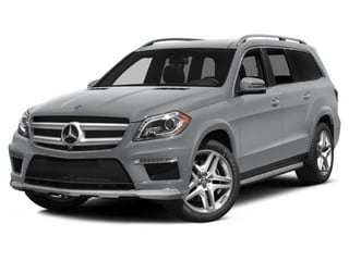 2016 Mercedes-Benz GL-Class SUV Steel Gray Metallic