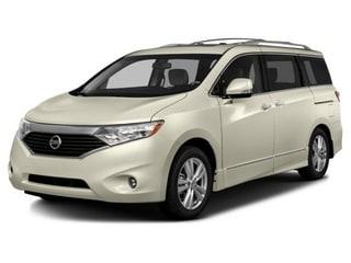 2016 Nissan Quest Van White Pearl
