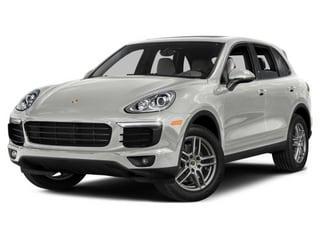 2016 Porsche Cayenne SUV White