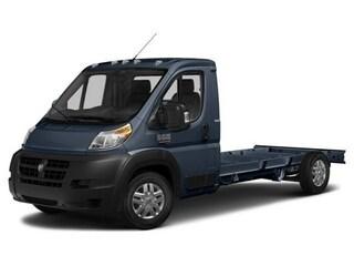 2016 Ram ProMaster 2500 Cutaway Truck True Blue Pearlcoat