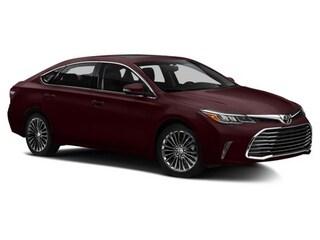 2016 Toyota Avalon Sedan Sizzling Crimson Mica