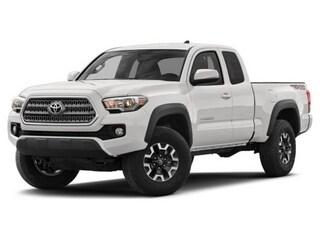 2016 Toyota Tacoma Truck Super White