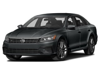 2016 Volkswagen Passat Sedan Urano Gray Metallic