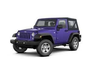 2017 Jeep Wrangler SUV Xtreme Purple Pearlcoat