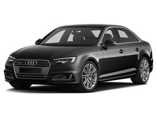 2017 Audi A4 Sedan Daytona Gray Pearl Effect