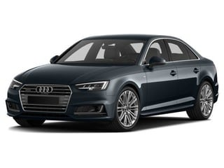 2017 Audi A4 Sedan Argus Brown Metallic