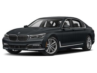 2017 BMW 750i Sedan Singapore Gray Metallic