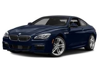 2017 BMW 650i Coupe Tanzanite Blue Metallic
