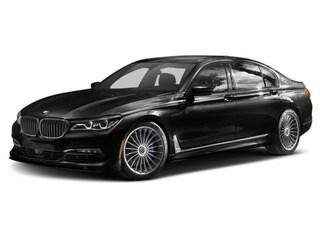2017 BMW ALPINA B7 Sedan Ruby Black Metallic