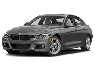 2017 BMW 340i Sedan Platinum Silver Metallic