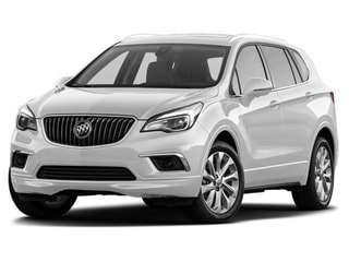 2017 Buick Envision SUV Summit White