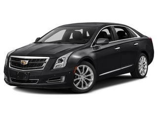 2017 CADILLAC XTS Sedan Stellar Black Metallic