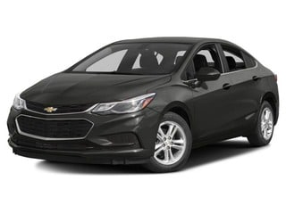 2017 Chevrolet Cruze Sedan Tungsten Metallic