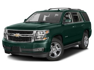 2017 Chevrolet Tahoe SUV Woodland Green