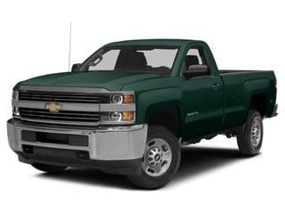 2017 Chevrolet Silverado 3500HD Truck Woodland Green