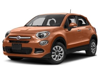 2017 FIAT 500X SUV Rame Chiaro (Light Copper)