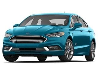 2017 Ford Fusion Energi Sedan White Platinum Metallic Tri-Coat