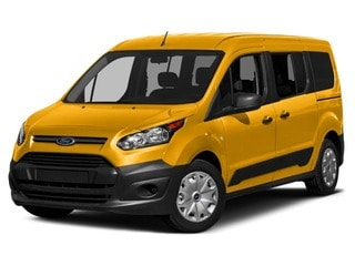 2017 Ford Transit Connect Wagon School Bus Yellow