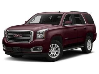 2017 GMC Yukon SUV Black Cherry Metallic