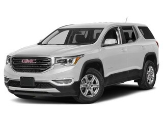 2017 GMC Acadia SUV Sky Blue Metallic