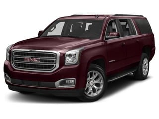 2017 GMC Yukon XL SUV Black Cherry Metallic