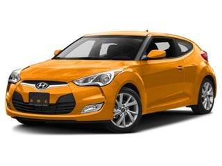 2017 Hyundai Veloster Hatchback 26.2 Yellow