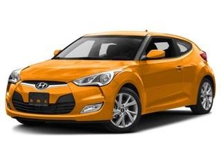2017 Hyundai Veloster Hatchback 26.2 Yellow