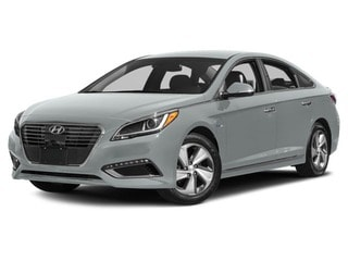 2017 Hyundai Sonata Plug-In Hybrid Sedan Skyline Blue Pearl