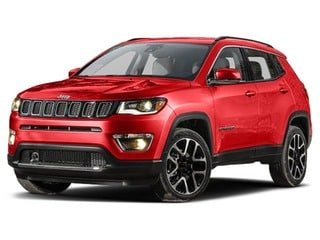 2017 Jeep Compass SUV Spitfire Orange Clear-Coat Exterior Paint
