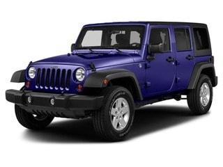 2017 Jeep Wrangler Unlimited SUV Xtreme Purple Pearlcoat