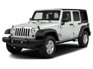2017 Jeep Wrangler Unlimited SUV Bright White Clearcoat