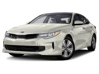 2017 Kia Optima Hybrid Sedan Snow White Pearl